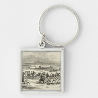 Near the Course, Newmarket Keychain