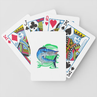 NEAR THE REEF BICYCLE PLAYING CARDS