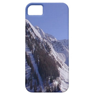 Near the summit of  Mt Blanc range iPhone SE/5/5s Case