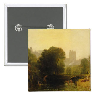 Near the Thames Lock, Windsor, c.1809 Button