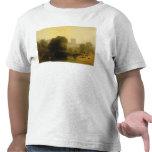 Near the Thames Lock, Windsor, c.1809 Shirts