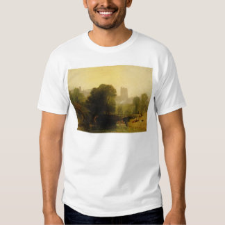 Near the Thames Lock, Windsor, c.1809 Tee Shirt