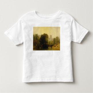 Near the Thames Lock, Windsor, c.1809 Toddler T-shirt