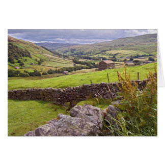 Near Thwaite, Swaledale, The Yorkshire Dales Card