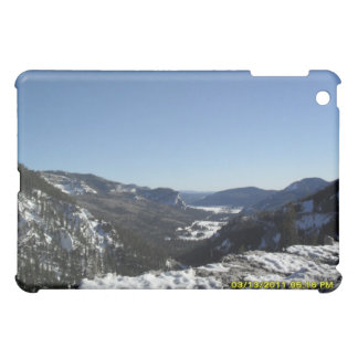 Near Wolf Creak Ski Area in Colorado iPad Mini Cover
