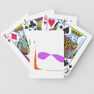 Nearby Bicycle Playing Cards