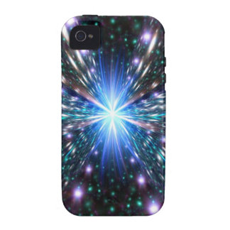 Nearing the Speed of Light Vibe iPhone 4 Cover