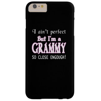 NEARLY PERFECT GRAMMY BARELY THERE iPhone 6 PLUS CASE