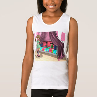 NearMe and Noodles Tank Top