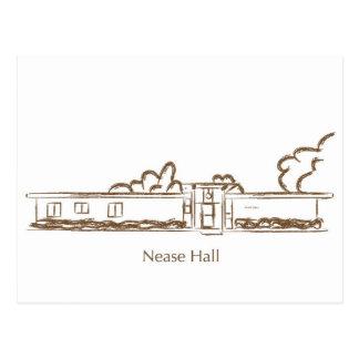 Nease Hall Postcard
