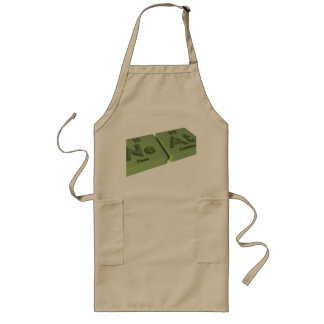 Neat as Ne Neon and At Astatine Long Apron
