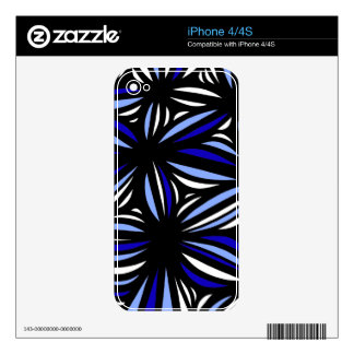 Neat Earnest Engaging Creative Skin For iPhone 4