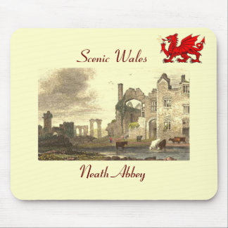 Neath Abbey Mouse Pad
