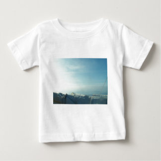 Neatly flaked sail baby T-Shirt