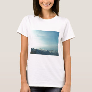 Neatly flaked sail T-Shirt