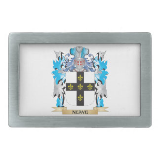 Neave Coat of Arms - Family Crest Belt Buckles