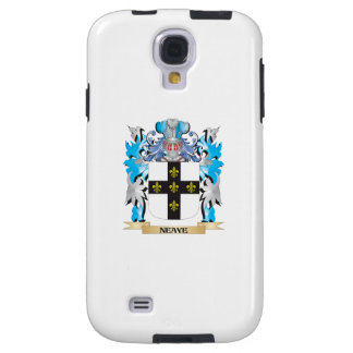 Neave Coat of Arms - Family Crest Galaxy S4 Case
