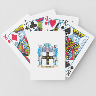 Neave Coat of Arms - Family Crest Playing Cards