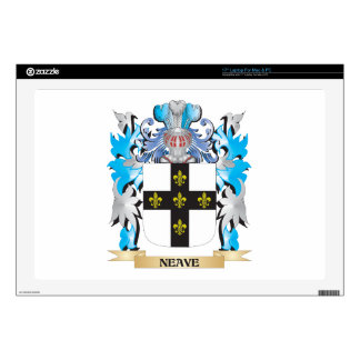 Neave Coat of Arms - Family Crest Skin For Laptop
