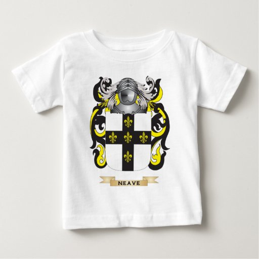 Neave Coat of Arms (Family Crest) T Shirt