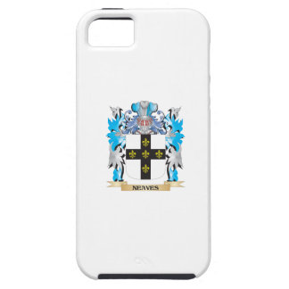 Neaves Coat of Arms - Family Crest iPhone 5 Cover