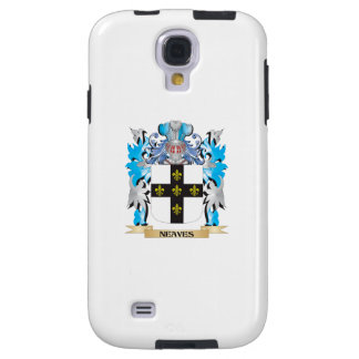 Neaves Coat of Arms - Family Crest Galaxy S4 Case