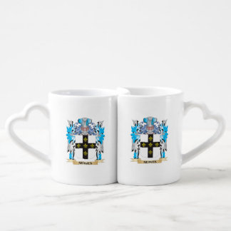 Neaves Coat of Arms - Family Crest Lovers Mugs