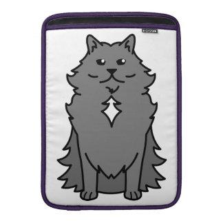 Nebelung Cat Cartoon Sleeve For MacBook Air