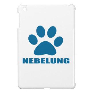NEBELUNG CAT DESIGNS CASE FOR THE iPad MINI