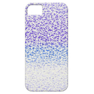 Neblina azul funda para iPhone 5 barely there