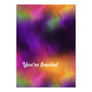 Neblina borrosa multi púrpura comunicado personal