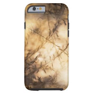 Neblina - caso único del iPhone 6 Funda De iPhone 6 Tough