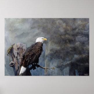 Neblina de la libertad póster