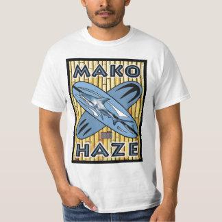 Neblina del Mako - camiseta del valor