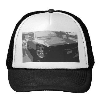 Neblina desafiadora gorras de camionero
