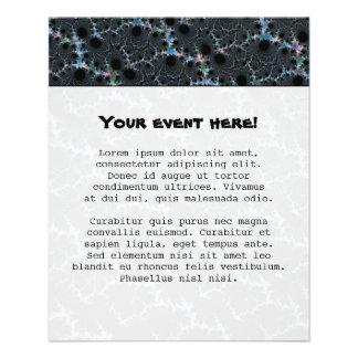 Neblina - fractal de Mandelbrot Tarjeta Publicitaria