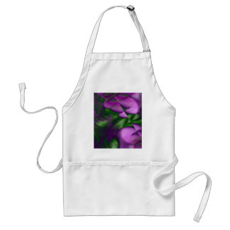 Neblina púrpura delantales
