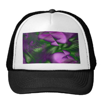 Neblina púrpura gorras