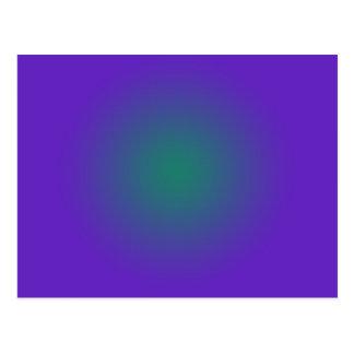 Neblina púrpura tarjetas postales