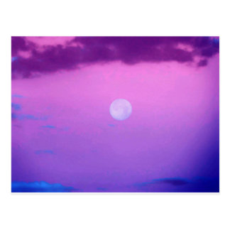 Neblina rosada postales