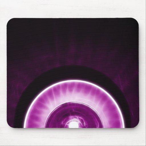 Neblina violeta - Mousepad Alfombrilla De Ratones