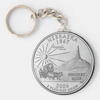 Nebraska 2006_NE_Unc Keychain