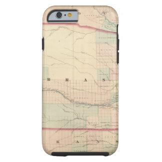 Nebraska 2 funda para iPhone 6 tough
