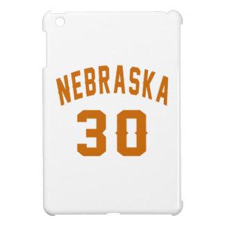 Nebraska 30 Birthday Designs iPad Mini Cover