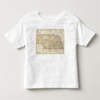 Nebraska 4 tee shirts