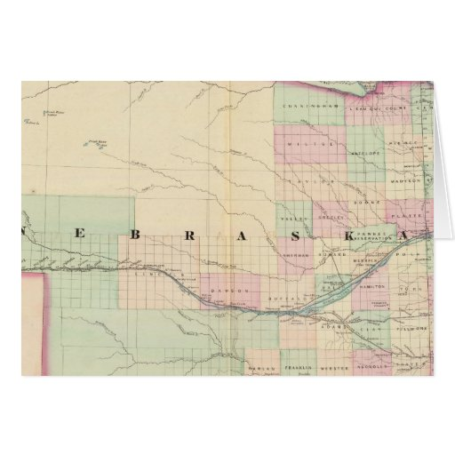 Nebraska 6 card