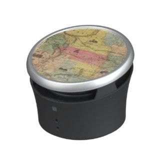 Nebraska and Kansas 2 Bluetooth Speaker