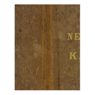 Nebraska and Kansas 4 Postcard