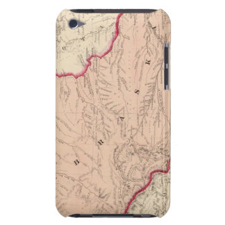 Nebraska and Kansas Barely There iPod Cover