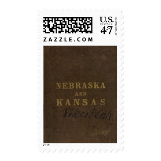 Nebraska and Kansas Postage
